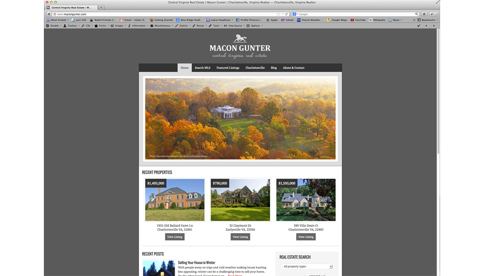 Macon Gunter Real Estate