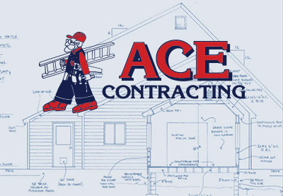ace contracting website redesign